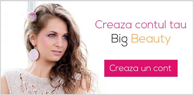 Creaza contul tau Big Beauty